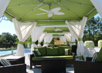 Large Cabana | Ocean Breeze Waterpark
