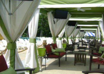Standard Cabana | Ocean Breeze Waterpark