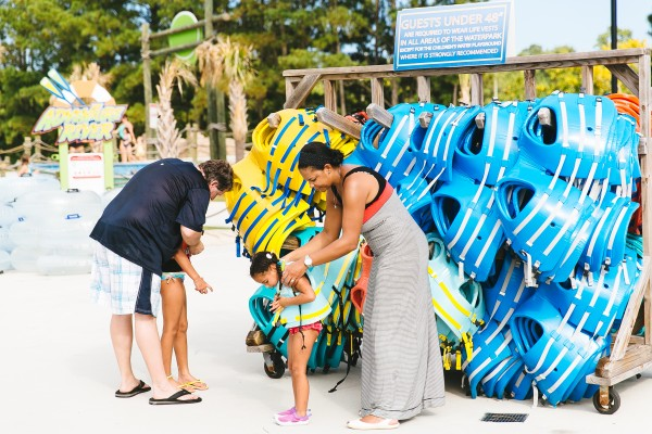 Ocean Breeze Waterpark Family Safety